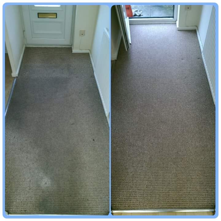 Carpet cleaning Evesham