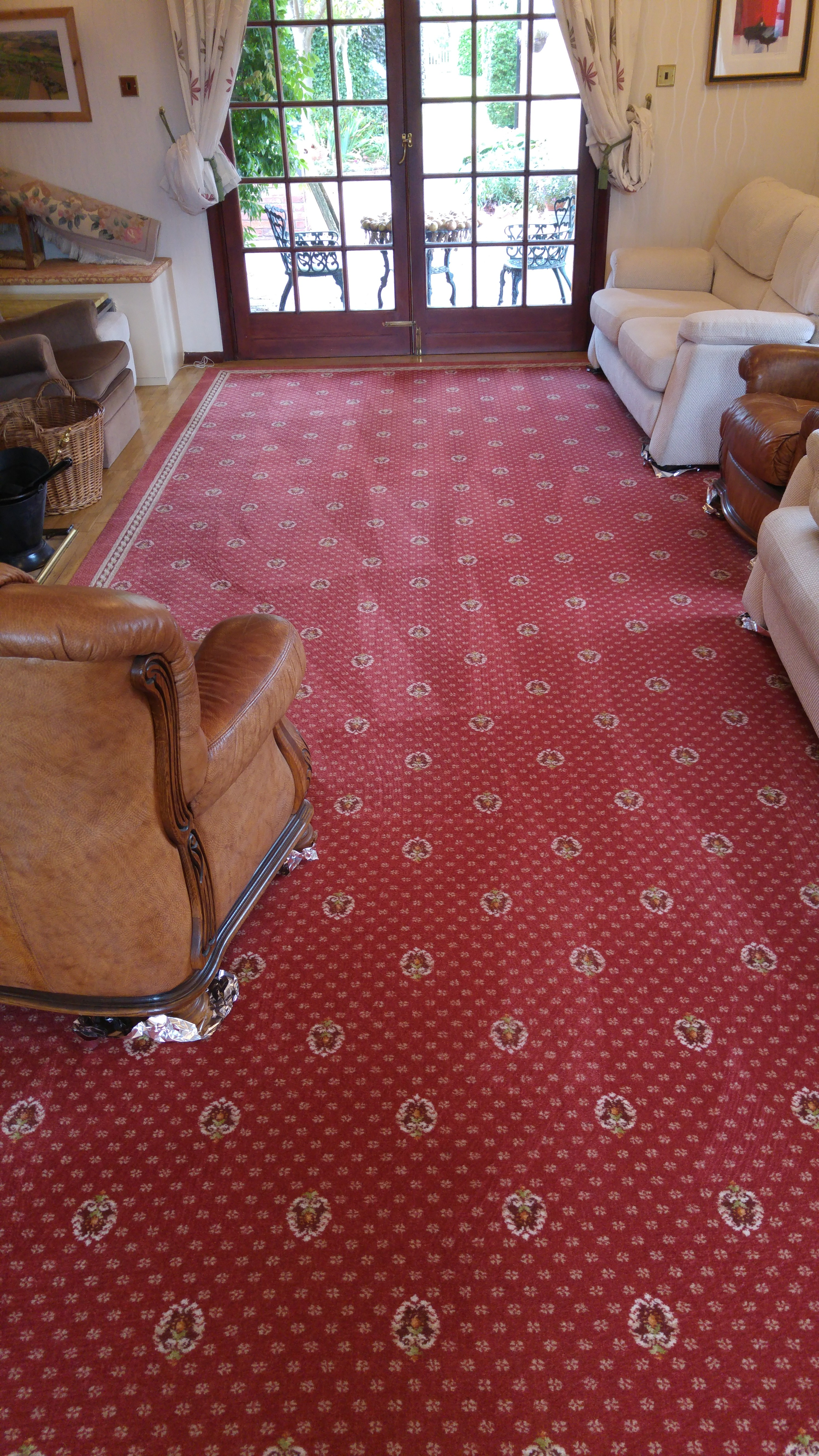 carpet cleaning Worcester