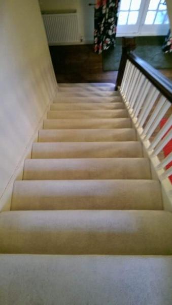 Pershore carpet cleaning