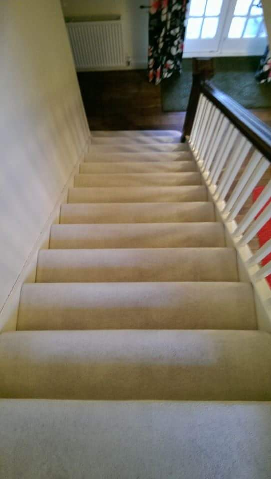 Pershore carpet cleaning