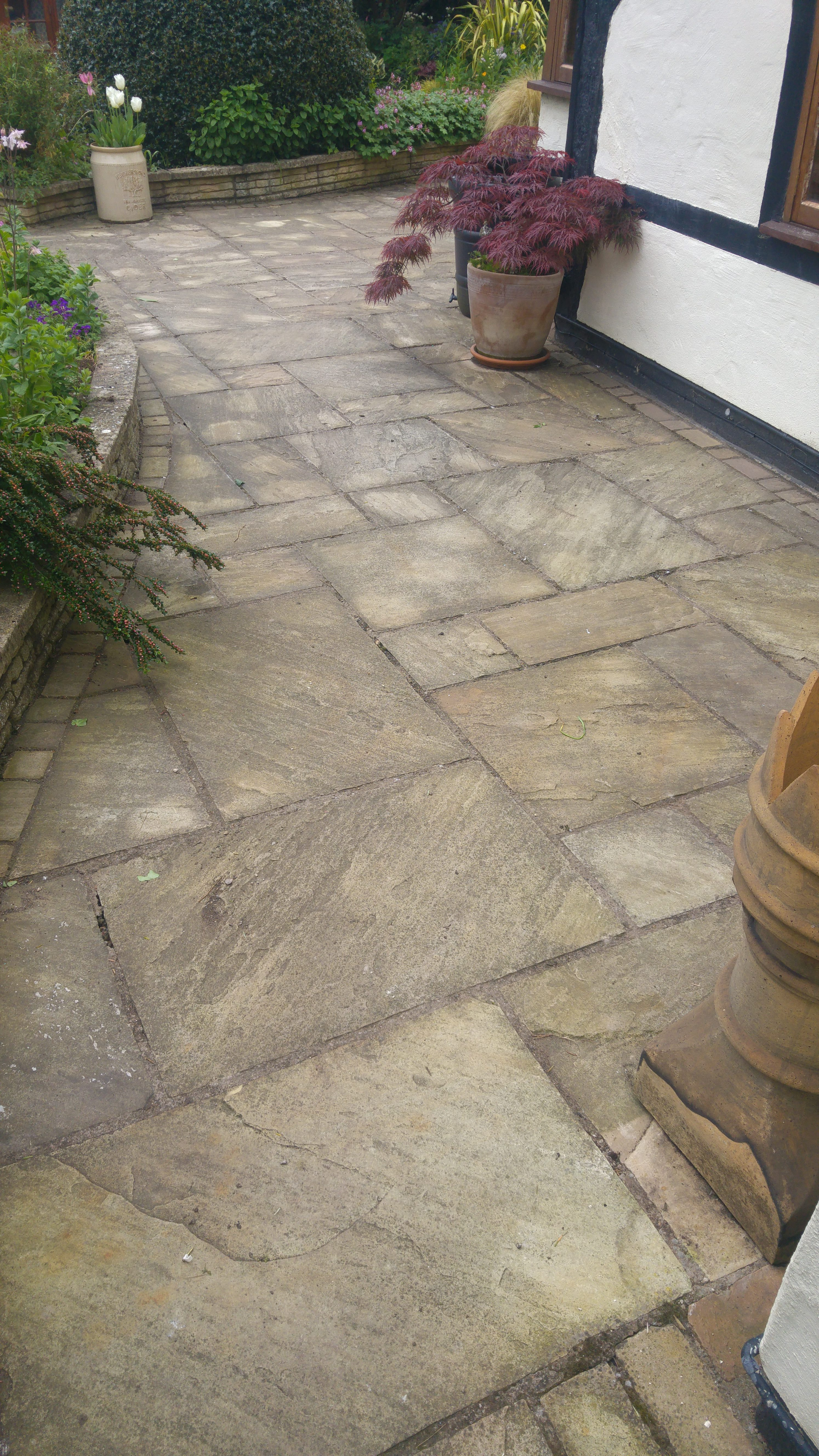 Driveway and Patio Cleaning Pershore